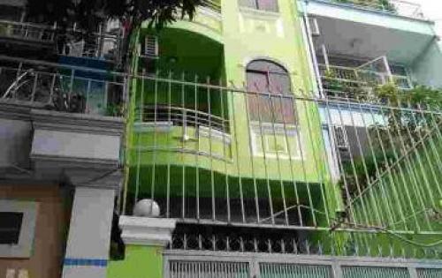 Bán nhà hẻm xe hơi 72/31D Phan Đăng Lưu, P.5, Q. Phú Nhuận, DT: 4x10m, trệt, lửng, 2 lầu, sân thượng rất đẹp.