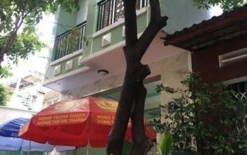 Nhà mặt tiền đường Văn Chung, P.13, Tân Bình, 115m2, SHR.