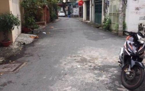 Nhà bán Hẻm 207 Phạm Văn Hai, Phường 5, Tân Bình. 4x13m - giá 4,9 tỷ