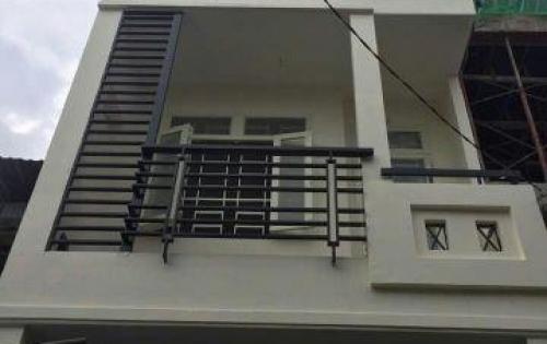 Nhà 2 lầu giá rẻ Bình Tân, MT Út Tịch, giá 2tỷ8, 48m2,SR