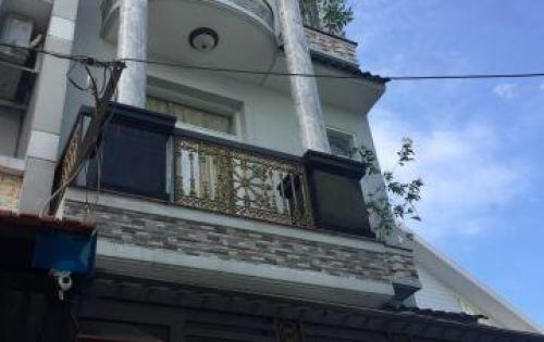Bán nhà hẻm 28 Phạm Qúy Thích, P. Tân Qúy, Q.Tân Phú