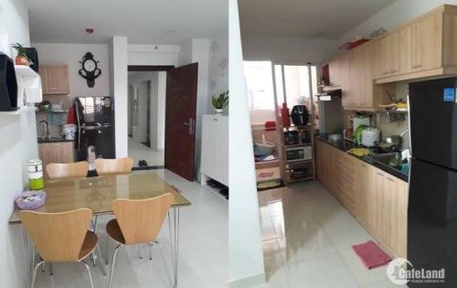 Cần bán nhanh căn hộ chung cư Khuông Việt 76m2 - 02 phòng ngủ, hướng tây nhìn đầm sen, giá 1.95 tỷ