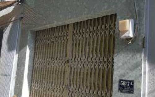 Bán nhà tặng GPXD 5 tầng DT 4x12,5m HXH đường Hoa Bằng