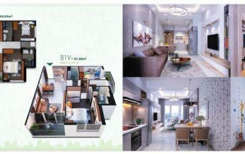 Đợt 1 chỉ 50căn trên 272 căn D/A ResGreen Tower - tiêu chuẩn quốc tế và kiến trúc xanh với