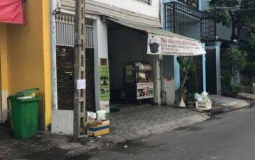 Bán nhà trọ MT đường Số 27, Q.Tân Phú 5.6x24m, nhà 1 lầu, giá 10.5 tỷ thương lượng