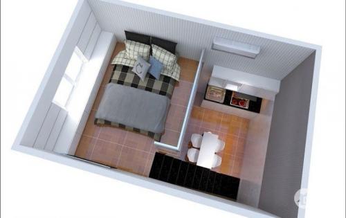 Xách balo vào và ở với căn hộ view sông 1PN Kha Vạn Cân, Thủ Đức, 350 triệu - Tặng full nội thất