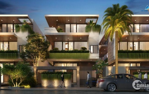 Đầu tư Shophouse dự án Bến du thuyền Marina Complex