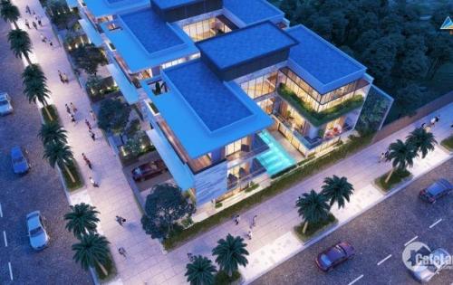 Bán gấp villas ven sông Hàn, khu bến du thuyền đẳng cấp dự án Marina Complex - 094.384.38.68