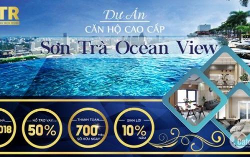 Chính chủ cần bán căn hộ Sơn Trà 4 mặt tiền, view biển Mỹ Khê