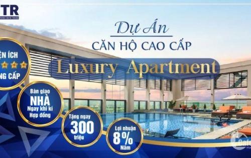 Nhượng lại căn hộ Alphanam Luxury, tặng 300 triệu/căn, chiết khấu thêm 1% trong tháng 7