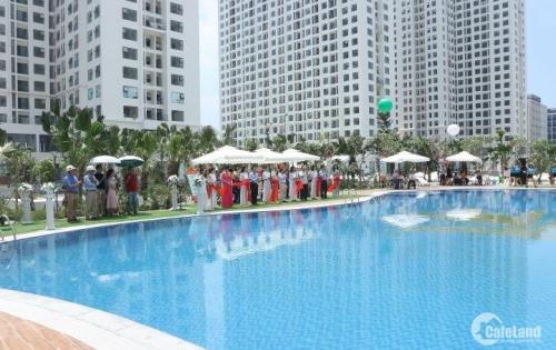 Cho thuê căn hộ An Bình, Phạm Văn Đồng, 3PN đồ cơ bản giá 8 triệu/tháng