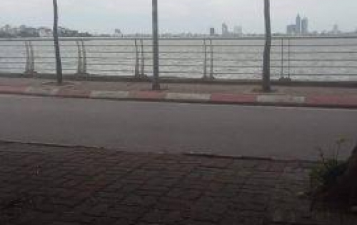 Bán nhà mặt phố Trích Sài, view Hồ Tây, giá 18 tỷ.