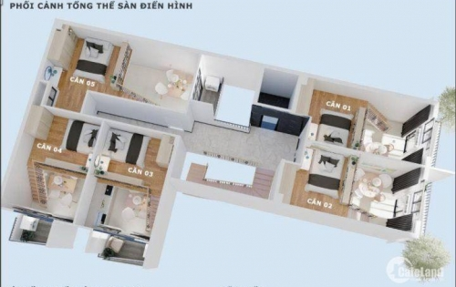 chỉ với 426 triệu sở hữu căn hộ ngay trung tâm TP Đà Nẵng