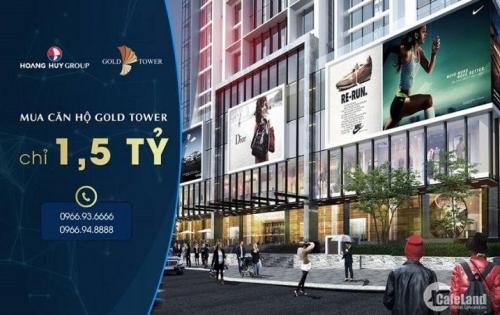 6 lợi ích khi lựa chọn căn hộ cao cấp Gold Tower 275 Nguyễn Trãi