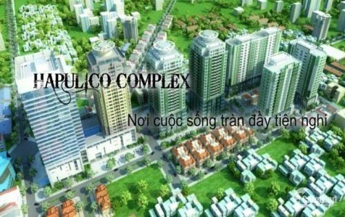 Cho thuê căn hộ chung cư cao cấp Hapulico 85m2 chỉ 12tr/tháng