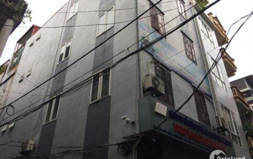 Chỉ 10 tỷ cho 95m2 nhà Vương Thừa Vũ 5 tầng, 6.2m Mặt Tiền