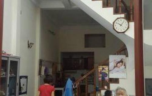 BÁN NHÀ TẠI KIM GIANG HOÀNG MAI GIÁ 3,2 TỶ 58m2 4 tầng mặt tiền 4,5m sổ đỏ chính chủ