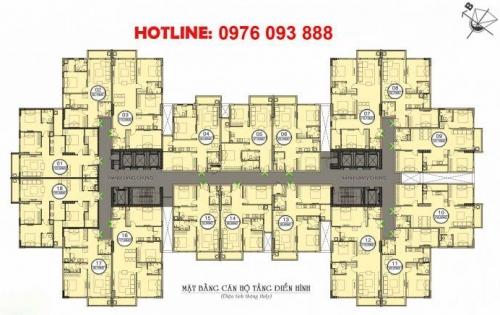 Chính chủ bán căn hộ Hapulico 88m2, 2 phòng ngủ, giá 3.2 tỷ, nội thất đẹp