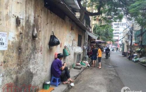 Bán nhà ngõ 78 Giải Phóng, KD sầm uất 2.4 tỷ