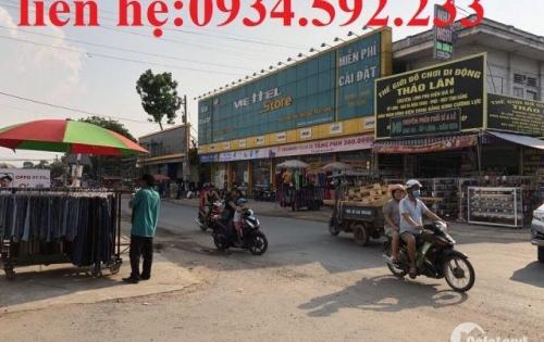 Cần bán gấp lô đất ngay đèn xanh đèn đỏ KDC Thuận Giao,Thuận An,Bình Dương