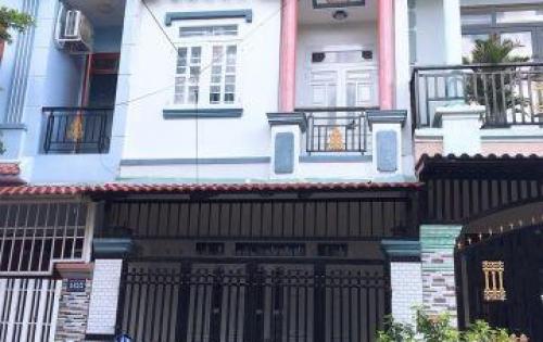Nhà phố 1 trệt 1 lầu 85m2 gần Điện máy Thiên Hòa, ngân hàng hỗ trợ vay 70%