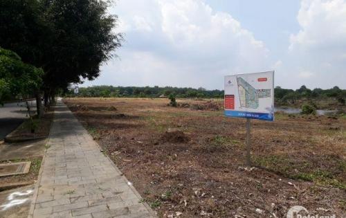 Dự án đất nền biệt thự nghĩ dưỡng Pearl Riverside nằm trong KDL Thác Giang Điền