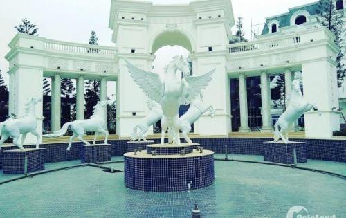 Liền kề vườn II tại Khu Đô Thị Louis city Đại Mỗ 105m2, hướng Tây Bắc, giá 51 triệu . Lh 0946543583
