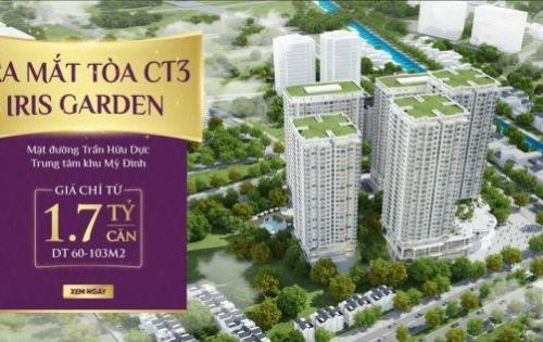 Chắc chắn Iris Garden là sự lựa chọn chung cư tốt nhất tại Mỹ Đình hiện nay