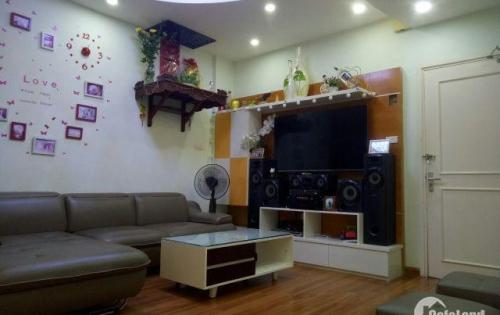 Bán nhà chung cư CT4-4 KĐT Mễ Trì  Hạ