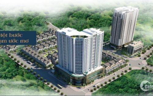 Thăng Long City gần Lê Văn Lương kéo dài. Diện tích 74-111m2. Giá từ 1,3 tỷ đồng.