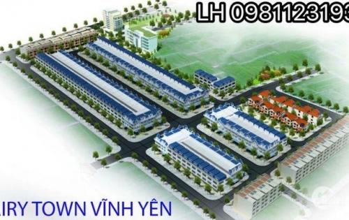 Cần bán 100m2 đất chính chủ gần đài phun nước thành phố Vĩnh Yên