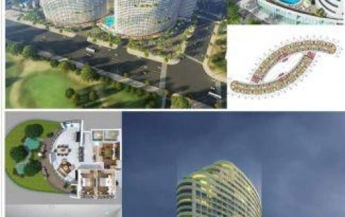 Chỉ 150tr sỡ hữu căn hộ view biển DIC Gateway Vũng Tàu, NH hỗ trợ 70%, chiết khấu cao