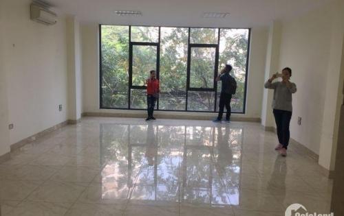 Cho thuê sàn văn phòng trong tòa building tại mặt phố Phương Mai