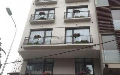 Cho thuê nhà Mặt phố Vạn Bảo – Ba Đình 45m2 x 7 tầng. 50 tr/tháng.
