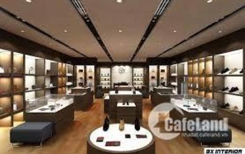 Sang nhượng cửa hàng thời trang vị trí đẹp phố Kim Mã 45m mt 4m  0969234638.