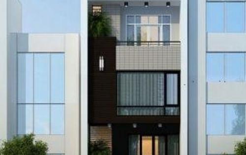nhà 3 tầng trong ngõ La Thành  65m2 mặt tiền 6m có ĐH NL