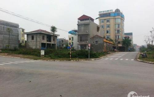 Cho Thuê mặt bằng kinh doanh Đất hai mặt phố Nguyễn Bá Tuấn, Nguyễn Công Hãng đẹp nhất khu ĐT Vũ Ninh Kinh Bắc gần UBND TP Bắc Ninh