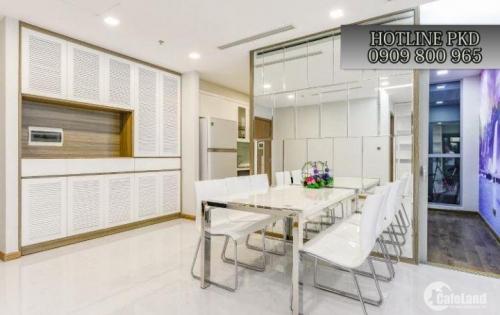 Căn hộ mới bàn giao tại Landmark Plus 3PN full nội thất sang trọng tầng trung view nội khu giá 27tr/tháng LH: 0909800965