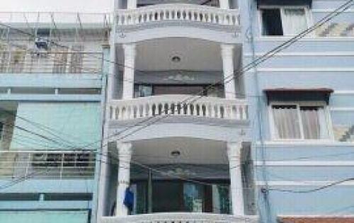 Cho thuê nhà MẶT TIỀN Nguyễn Công Hoan, DT: 4 * 16M, 5 lầu, 9 phòng, 48tr/tháng.