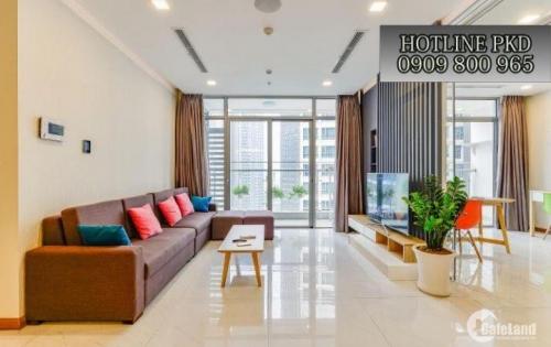 Cho thuê gấp căn hộ 4PN-đầy đủ nội thất- giá 52tr/tháng- 155m2- tầng cao- rộng rãi- view Bitexco. LH:0909800965