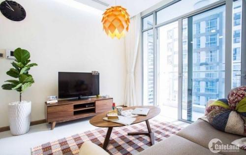 Cần cho thuê GẤP căn hộ 2 PN Vinhomes Central Park nội thất CAO CẤP, View đẹp