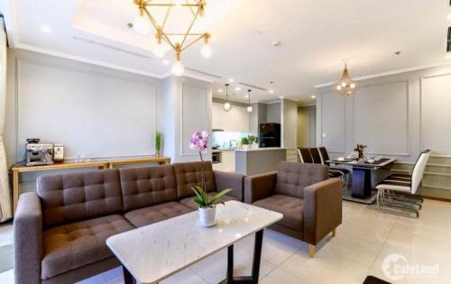 Căn hộ Vinhomes Central Park - 2 PN nội thất CAO CẤP, Diện tích 84m2 cần cho thuê GẤP !