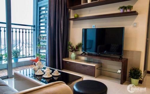 Cần khách thiện chí thuê căn hộ 2PN - Vinhomes Central Park, nội thất cao cấp, view công viên