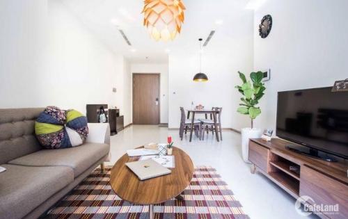 Cho thuê căn hộ Vinhomes, 2 PN nội thất ĐẦY ĐỦ, 85m2, 21triệu/tháng BAO PHÍ
