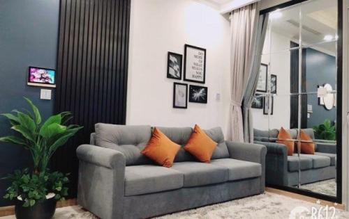 VINHOMES TÂN CẢNG - Cần cho thuê căn hộ 1 PN nội thất hiện đại, Tầng trung tòa Landmark 1. Giá TỐT