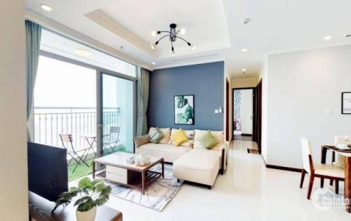 Cho thuê GẤP căn hộ 3 PN Vinhomes nội thất CAO CẤP, View Landmark 81