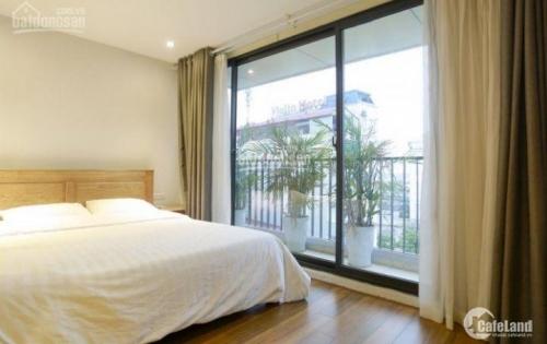 cho thuê căn hộ dịch vụ cao cấp đường Trần Duy Hưng gần Charmvit, bigc