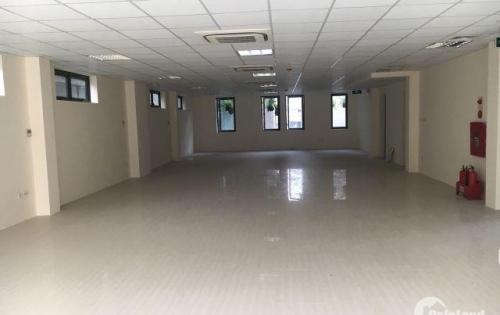 Cho thuê văn phòng phố Trần Duy Hưng diện tích 80m2, giá thuê 14 triệu/tháng