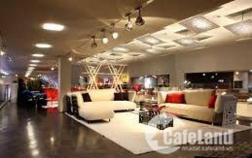 Cho thuê nhà mặt phố Trần Duy Hưng 125m mt 5m 2 tầng 0969234638.