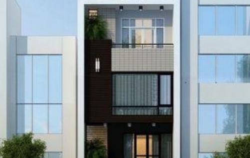 nhà 4 tầng Dịch Vọng Cầu giấy 55m2 mặt tiền 5m nội thất đầy đủ